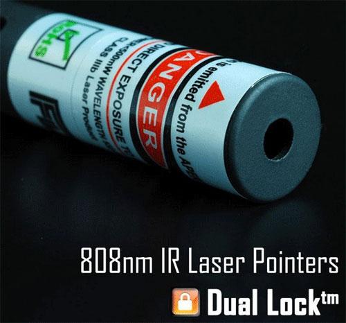des lasers