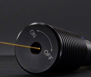 Astronomie lasers